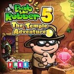 JUGAR BOB THE ROBBER 5 TEMPLE ADVENTURE
