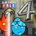 JUGAR TEMPLO DE CRISTAL DE FUEGO Y AGUA 4