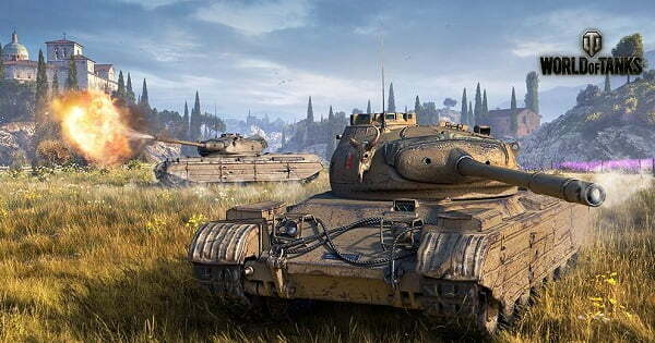 world of tanks para pc